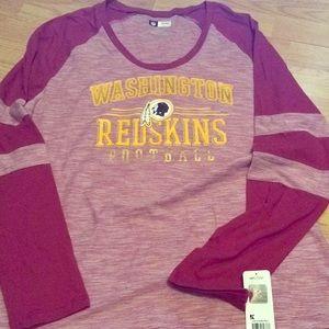 Tops - Redskins Long Sleeve